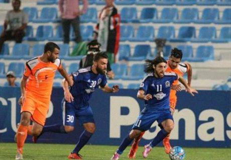 القوة الجوية العراقي يتربع على الصدارة في كأس الاتحاد الآسيوي
