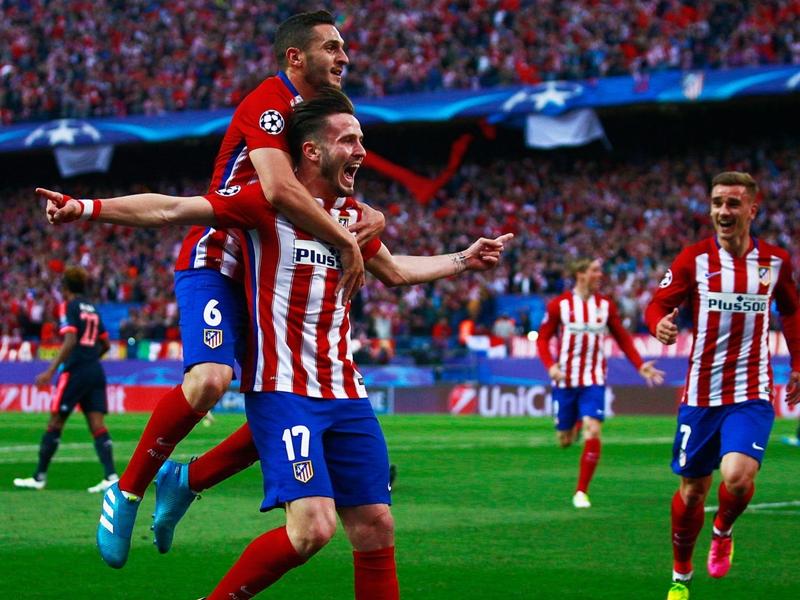 Atlético Madrid, Saul ne partira pas selon Simeone