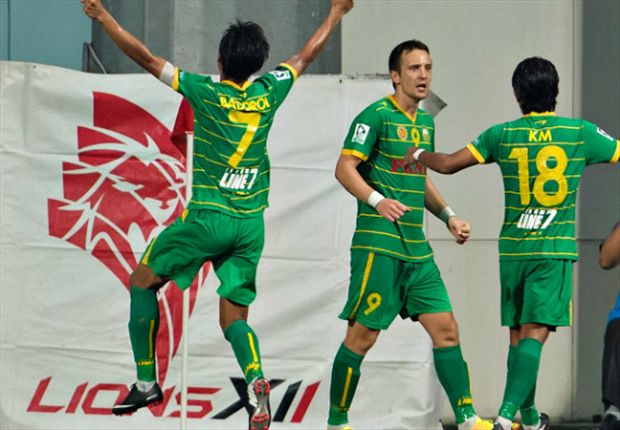 Kedah fought back to salvage a point against LionsXII.