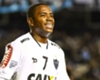 WATCH: Robinho hit by lighter in Copa Libertadores match