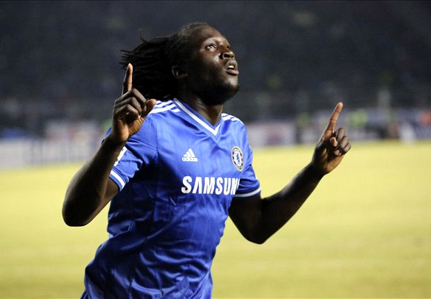 Lukaku relishing competition at Chelsea