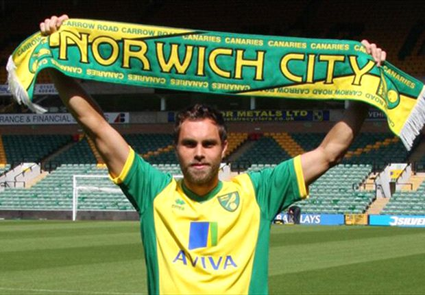 Norwich sign Elmander on loan