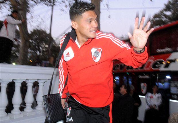 Teo Gutiérrez deberá presentarse el sábado en River.