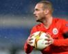 Sneijder denkt niet aan United