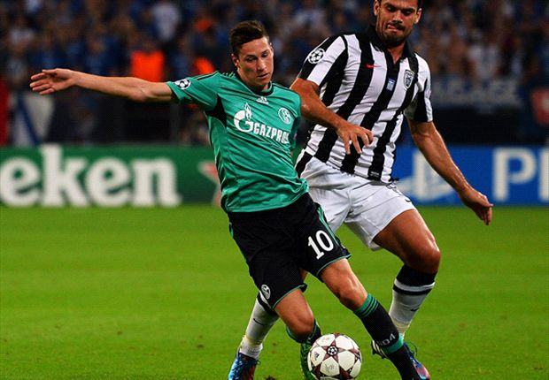 Arsenal target Draxler: If Schalke want to sell me, I'll leave