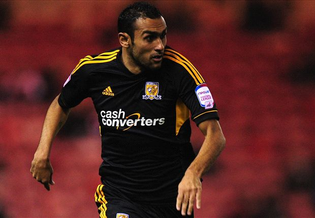 Ahmed Elmohamady - Hull City