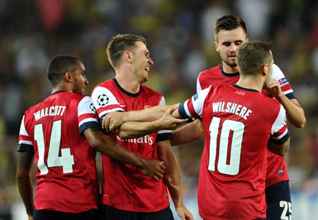 Arsenal - Fenerbahce Betting Preview: Wenger's side to secure the tie early on at the Emirates
