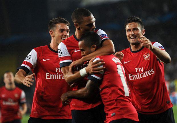 Arsenal masih lebih baik dibanding Fenerbahce.