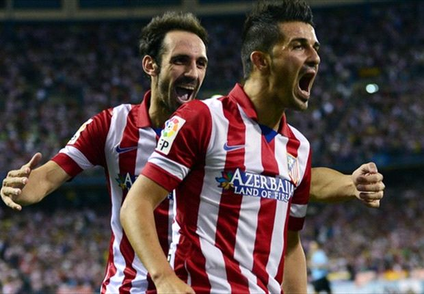 David Villa: I'm not here to make fans forget about Falcao
