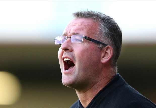 Aston Villa boss Lambert livid with referee after Chelsea loss
