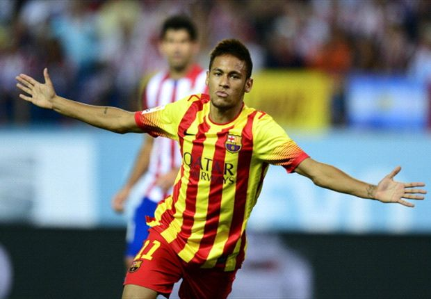 Neymar 'thrilled' with first Barca goal
