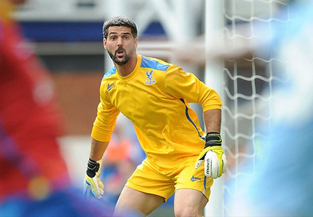 Speroni signs one-year Crystal Palace extension