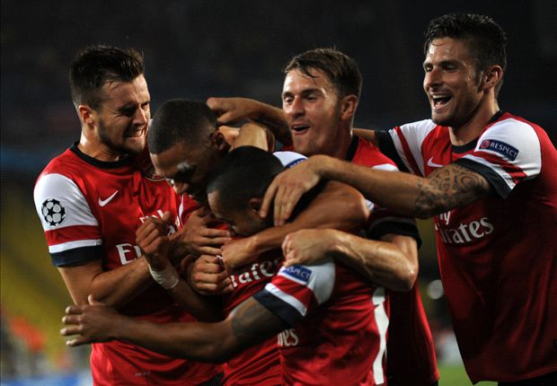 Wenger hails Arsenal's 'mental strengths' in Fenerbahce win