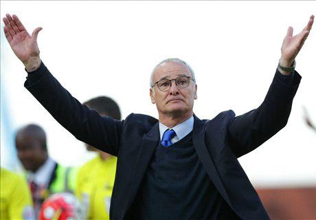 WATCH: Leicester fans make Ranieri cry
