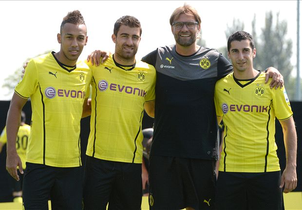 Klopp: Dortmund were more creative in the past