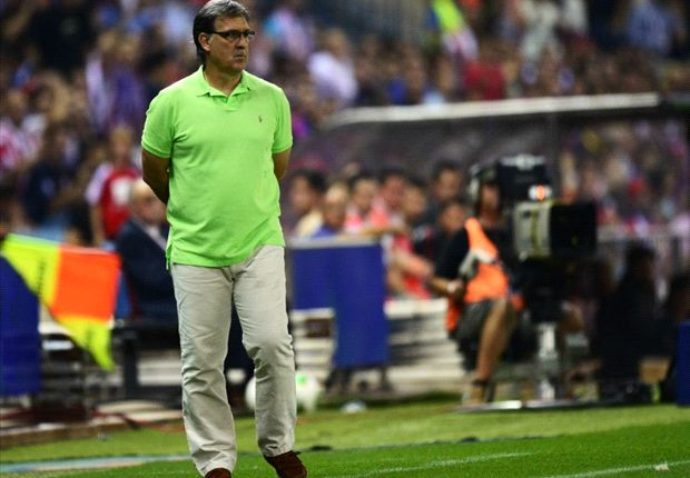Martino: Atletico superior to Barca for parts of the game
