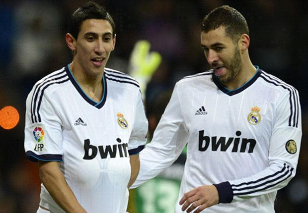 Arsenal prepare bids for Benzema & Di Maria