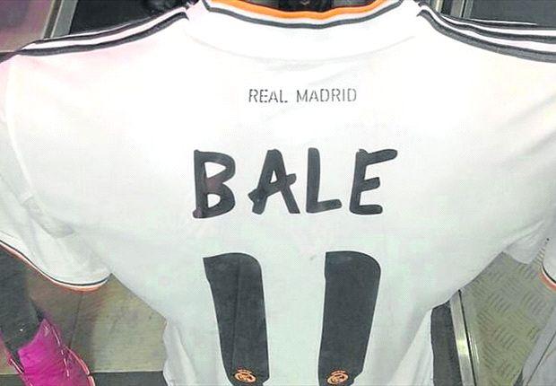 Gareth Bale: dal Tottenham al Real Madrid