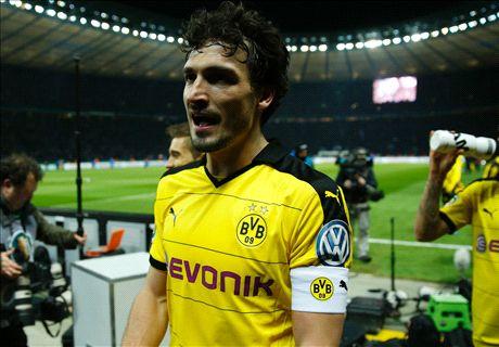 Hummels wil naar Bayern