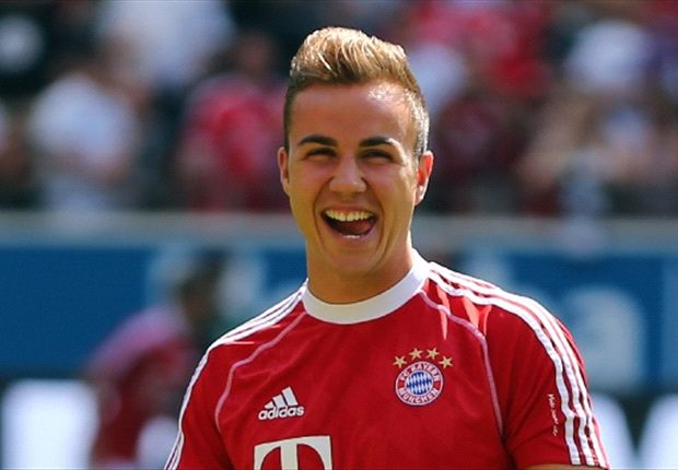 Gotze: I need playing time