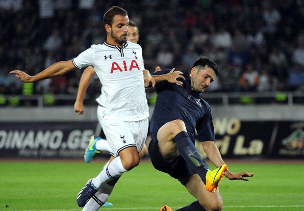 Tottenham - Dinamo Tbilisi Betting Preview: Villas-Boas' men to continue where they left off