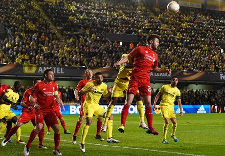 Wedstrijd duurt te lang voor Liverpool