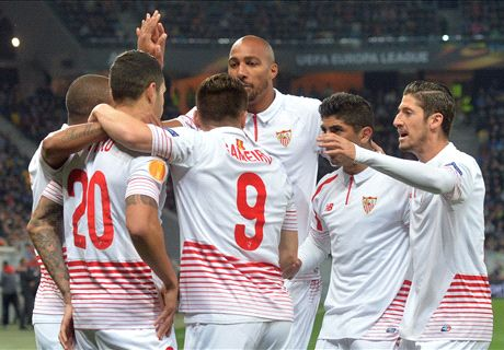REPORT: Sevilla take the advantage