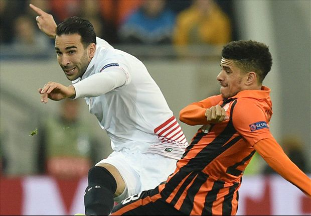 Video: Shakhtar Donetsk vs Sevilla