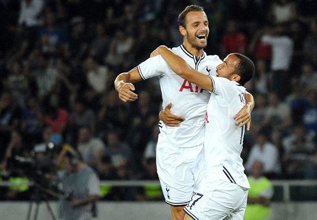 Townsend brachte die Spurs auf die Siegerstraße, Soldado schoss Tiflis dann ganz ab