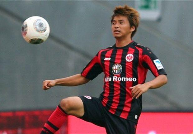 Inui war der Matchwinner für die Eintracht gegen den FSV im Frankfurter Stadtderby