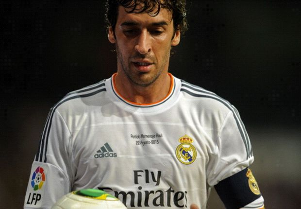Raul urges Real Madrid unity