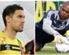 Melhores goleiros do Cariocão, Martín Silva e Jefferson têm impacto parecido em seus clubes