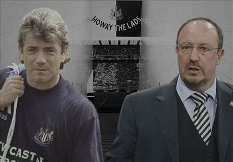 Kevin Keegan meltdown: 20 years later