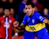 Más problemas para Boca: Tevez no practicó y se lesionó Peruzzi