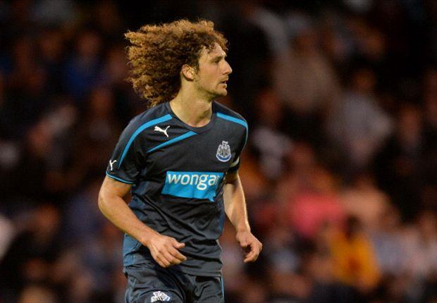 Newcastle captain Coloccini could return for Aston Villa clash