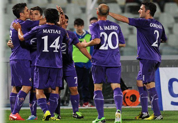Kalah, Fiorentina Tetap Lolos