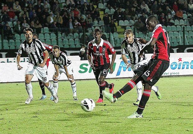Will mit den Rossoneri die Gruppenphase erreichen - Mario Balotelli