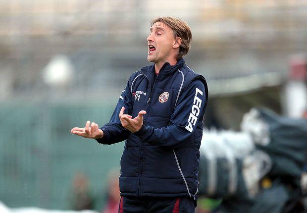 Davide Nicola, alla terza stagione a Livorno
