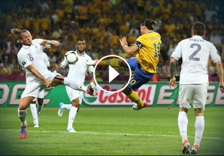 Is this Zlatan's greatest ever goal?