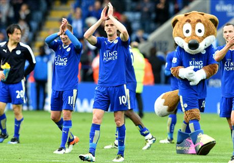 The final chapter of the Leicester fairy tale