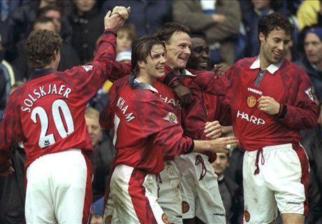 Beckham: United laughed at Keegan
