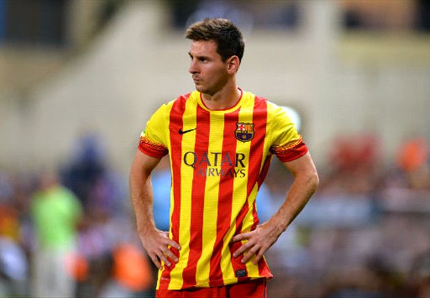 Fehlt dem FC Barcelona in Malaga: Superstar Lionel Messi
