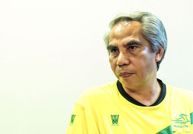 The Woodlands Wellington coach is pleased his team are on target for a top-three finish