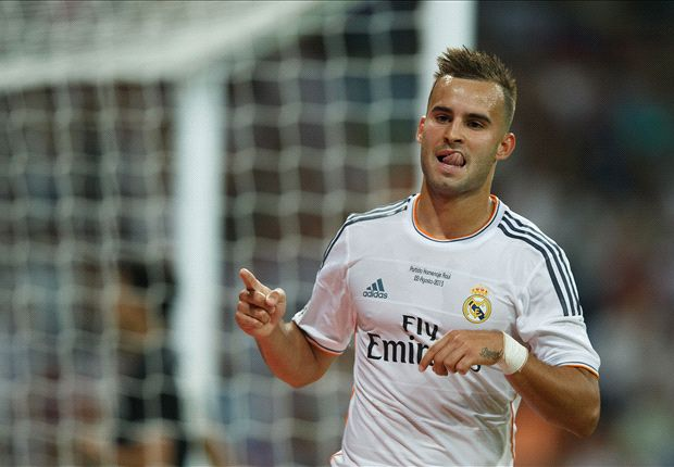 Zidane convinced me to stay at Madrid - Jese
