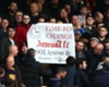Wenger blames fans for title slump