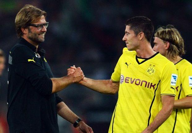 Klopp: Napoli plays like Dortmund