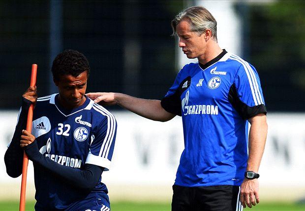 Schalke boss Keller staying silent on Podolski