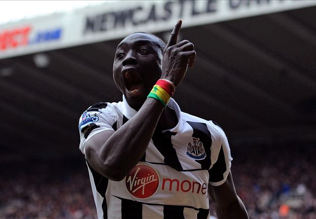 Pardew warns Newcastle striker Papiss Cisse against overzealous celebrations