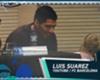Suarez: Trikottausch mal anders
