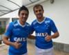 Robinho e Lucas fazem exames médicos em Belo Horizonte e devem ter contratos oficializados